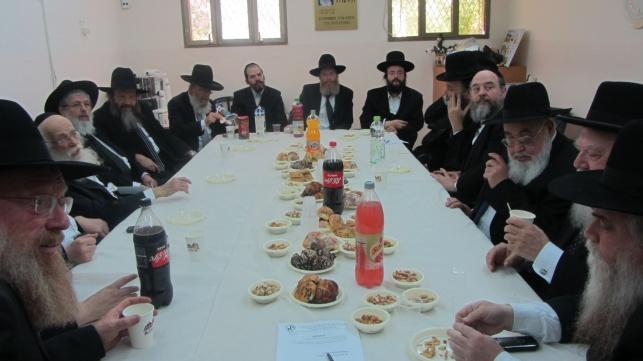 כינוס איגוד מנהלי הסמינרים