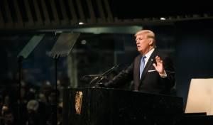 """טראמפ באו""""ם. ארכיון"""