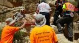 חילוץ הבנות התשושות - 3 ילדות התייבשו בטיול משפחתי בוואדי קלט