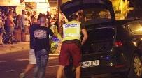 המשטרה הספרדית בקמברילס - ספרד: מצוד אחר המחבל הנמלט וחיפושים אחר ילד בן 7