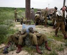 לוחמים ב'נצח יהודה'. למצולמים אין קשר לכתבה