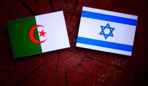 דגלי ישראל ואלג'יריה