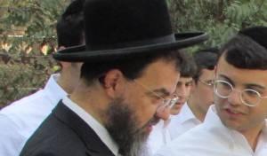 הגאון רבי ישראל לנדא