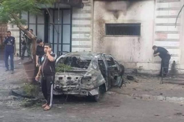 מנגנוני הביטחון של חמאס עצרו חשודים בפיצוץ המכוניות בעזה