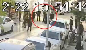 וידאו בלעדי: בלשים ארבו - ועצרו את המפגין