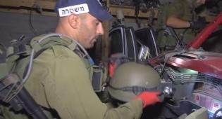 צפו: כך נעצרו 20 גנבי ומפעילי משחטות רכב