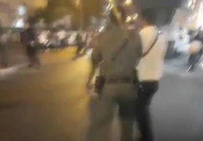 """מאיר קקון, שהותקף על ידי שוטר, משחזר: """"אני בטראומה"""""""