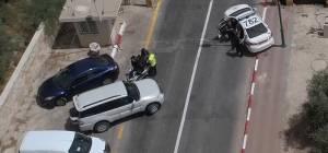 """י-ם: שני גנבים נתפסו """"על חם"""" • צפו בתיעוד"""