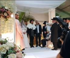 """היחצ""""ן אסף משיח התחתן, הזמרים התייצבו"""