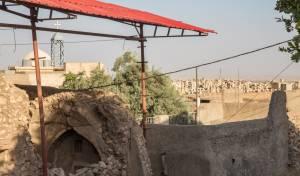 בית כנסת בעיראק שנחרב