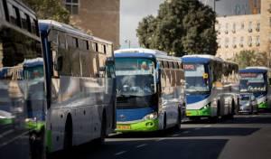 אוטובוסים של חברת קווים