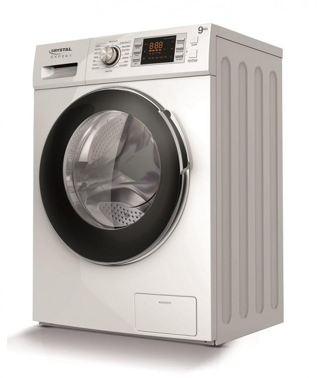 קריסטל מציגה: מכונת כביסה אקספרט.