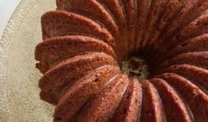 עוגת תפוזים וחלווה בחושה