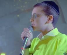 הילד שלום בראדט בסינגל חדש: 'לטב עביד'