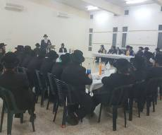 כינוס מפלגת 'כח', לפני  חמישה חודשים