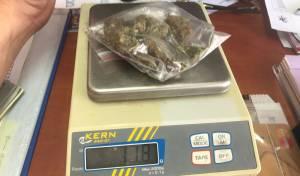 החומרים שנתפסו ברשות השודדים - שודדי הצ'יינג' בבית שמש נתפסו בעיר אילת