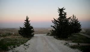 תיעוד מרהיב של הרי מדבר יהודה וים המלח