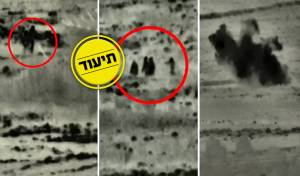 כך חוסלו 4 המחבלים בגבול עם סוריה • צפו