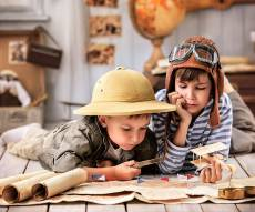 מצפן מדליק שמכינים עם הילדים - רגע של מדע: כך תכינו מצפן מדליק עם הילדים
