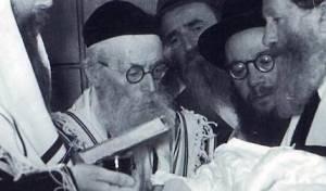 החזון איש בברית בתל אביב