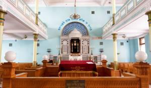 בית כנסת בריגה בירת לטביה