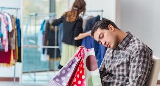 לקבוע את חוקי המשחק בקניות. אילוסטרציה - יצאת לחפש נעליים לעצמך ובסוף אתה קונה לאשתך