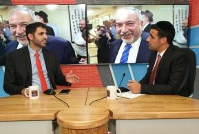 הראיון המלא, הערב ב'ישי ורבינא בכיכר'