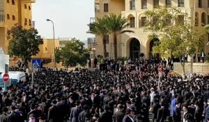 הלוויה, ברחובות ירושלים