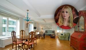"""יד ראשונה מבתו היהודייה של נשיא ארה""""ב הנבחר - צפו: בתו היהודייה של טראמפ מוכרת את דירתה"""