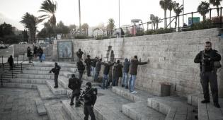 """ערבים במזרח ירושלים, ארכיון - בג""""ץ נגד שלילת אזרחות מערביי מז' ירושלים"""