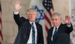 """טראמפ מפסיק מימון ל""""פליטים"""" הפלסטינים"""
