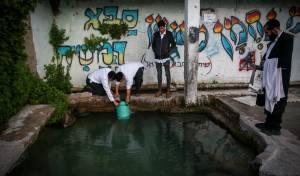 שאיבת 'מים שלנו' במעיין עין כובס • גלריה