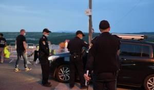 המשטרה פיזרה הדלקות ועצרה  כמה חוגגים
