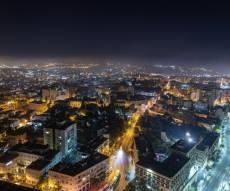 ירושלים, בלילה