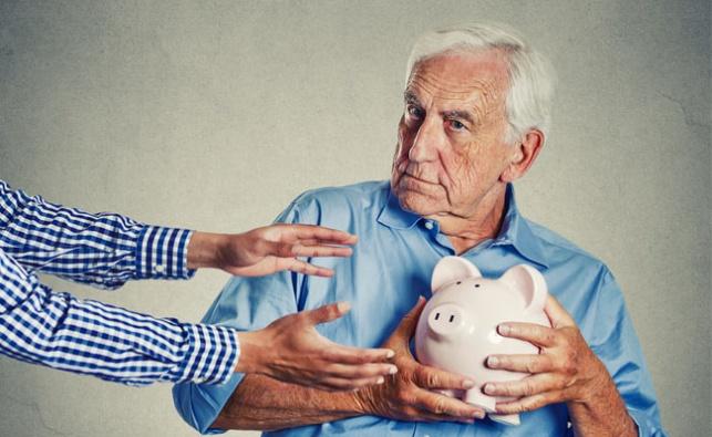 הונאה: קשיש השקיע 850 אלף שקל שירדו לטמיון