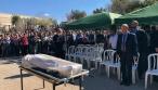 """""""הביא תורה לדרום תל אביב"""": הלוויית הרב שנרצח בפיגוע"""