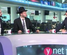 באולפן ynet: עימות סוער בגלל 'הפלג'. צפו