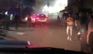 המהומות בכפר