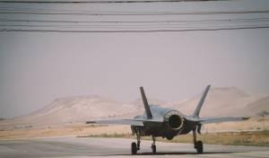 לראשונה: מטוסי F35 מתרגלים מלחמה. צפו