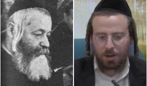 """הרב אורי בלוי ור' משה בלוי ז""""ל"""