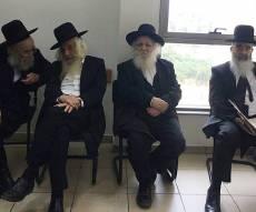 """רבני 'הפלג' בביהמ""""ש - שוב: הוארך מעצרם של גרוסמן ואלישיב"""