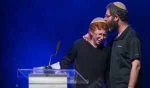 בבכי: בנה של דפנה מאיר הקריא את צוואתה
