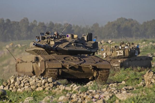 טנק מרכבה 4, ארכיון