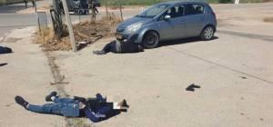 ניסיון פיגוע ירי הסתיים בחיסול שני מחבלים ופציעת נוסף