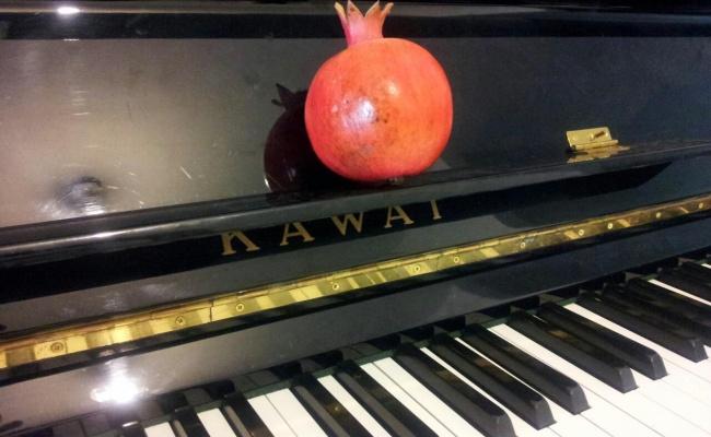 """פסנתר לשבת: """"נער הייתי גם זקנתי"""""""