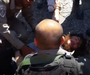 אלימות קשה ביצהר: רימוני הלם יודו על מפגינים