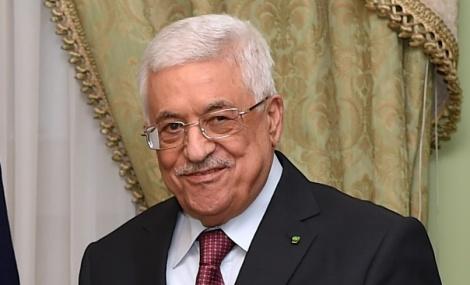 נשיא הרשות הפלסטינית אבו מאזן
