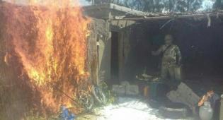 טרוריסט. אילוסטרציה - 3 מחבלים רצחו 17 בני אדם בבורקינה פאסו