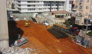 תחילת עבודות בניית בית הכנסת החדש - ביום שלישי: מעמד ענק להנחת אבן הפינה