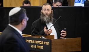תיקו בהצבעה: 'עוצמה יהודית' לא נפסלה